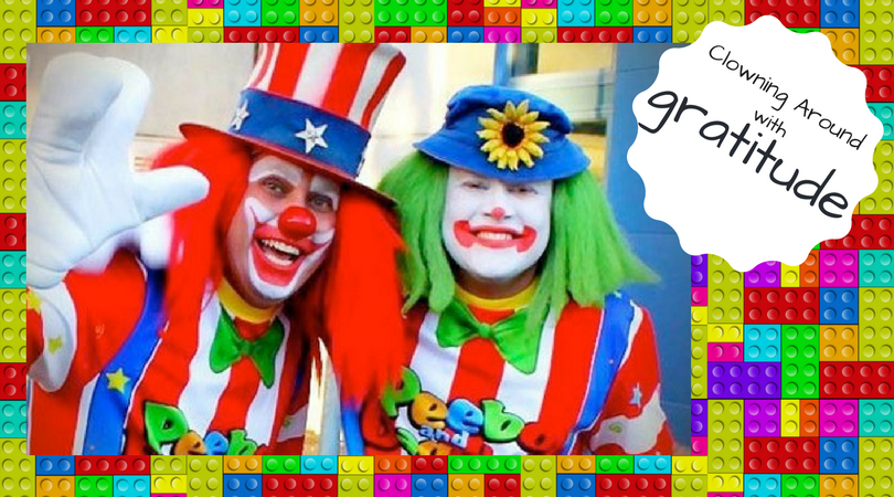 Clowning Around with Gratitude