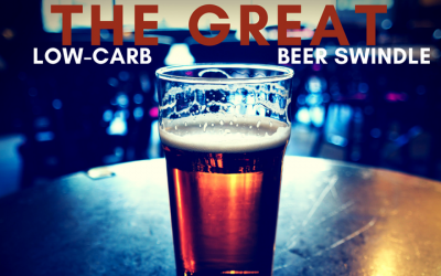 The Great Low-Carb Beer Swindle