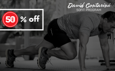 50% off the 50Fit Program