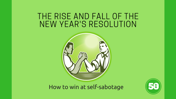 The Rise and Fall of the New Year's Resolution