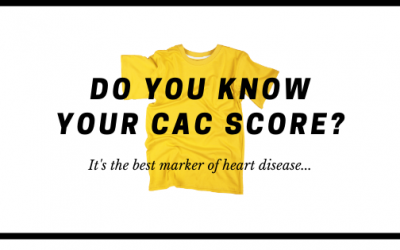Do You Know Your CAC Score?